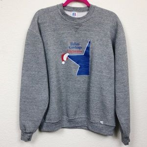 Russel Athletic Dallas Cowboys NFL CrewNeck Youth